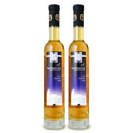《送料無料》ノーザン・アイス ヴィダル アイスワイン 375ml × 2本 [白ワイン 極甘口 アイスワイン]【果実酒 ワイン お酒 カナダ VQA】《あす楽》