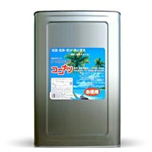 ココナツ 洗剤 業務用18L 【健康と環境をまもるココナッツ洗剤 シャンプーにも】【ブルーシーインターナショナル】【送料無料】