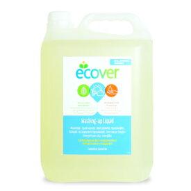 《送料無料》エコベール 食器用洗剤カモミール 5L