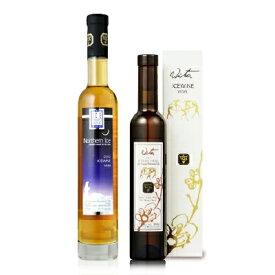 《送料無料》ヴィタ ヴィダル アイスワイン 200ml & ノーザン・アイス 375ml 白ワイン 飲み比べ《あす楽》