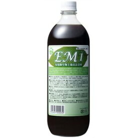 EM・1 1000ml 有用微生物土壌改良資材 【EM1 EM生活 1L】