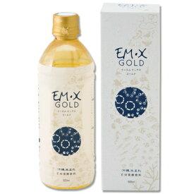 《送料無料》EM・X GOLD 500ml [EM生活]