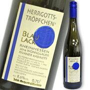 神様の滴白ワイン中甘口ヘアゴッツ・トレプフェン・カビネットBLAULACK(青キャップ)