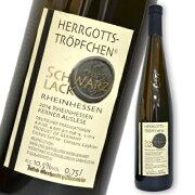 神様の滴白ワイン甘口ヘアゴッツ・トレプフェン・アウスレーゼSCHWARZLACK(黒キャップ)