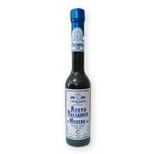 レオナルディ バルサミコ 6年もの 250ml (ブルーラベル) [LEONARDI]【酢 果実酢 イタリア モデナ ビネガー】