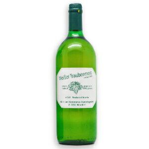 ワイサー・トラウベンモスト 白ぶどうジュース 1000ml (1L)[Weisser Traubenmost]【果汁100% 無添加 葡萄 ブドウ ストレートジュース】《あす楽》