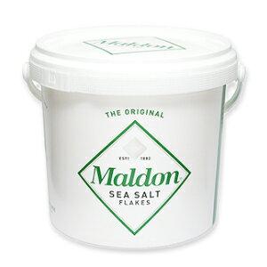 《送料無料》マルドン シーソルト 1.4kg (1400g) [業務用]【塩 海塩 食塩 ソルト マルドンの塩】