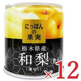 《送料無料》にっぽんの果実 栃木県産 和梨(豊水)195g × 12個 セット ケース販売