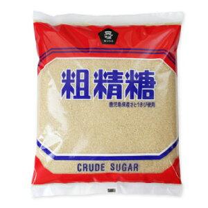 ムソー 国産 粗精糖 1kg
