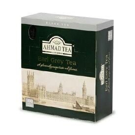 【マラソン限定!最大2000円OFFクーポン】富永貿易 AHMAD TEA アーマッドティー 紅茶 アールグレイ 2gティーバッグ × 100袋