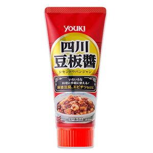 ユウキ食品 四川豆板醤(チューブ) 100g [youki]《ポイント消化に!》