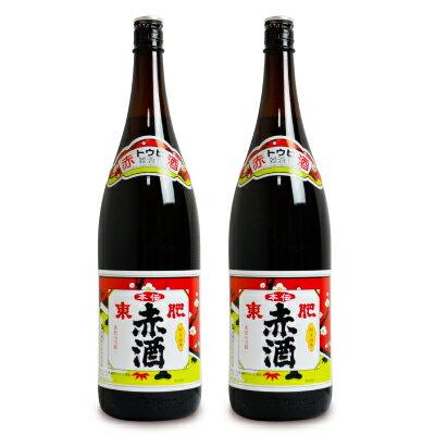 瑞鷹 本伝 東肥赤酒(飲用)1.8L《あす楽》
