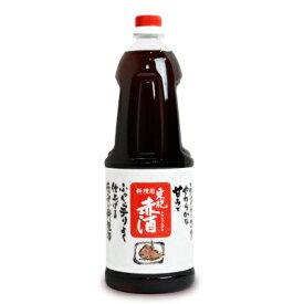 瑞鷹 東肥赤酒(料理用)1.8L