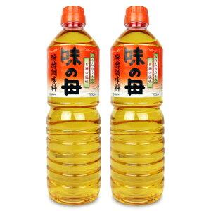 【お買い物マラソン限定!クーポン発行中】味の母 1000ml × 2本 (PET)[味の一醸造]