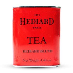 エディアール紅茶 エディアールブレンド 茶葉 125g 缶