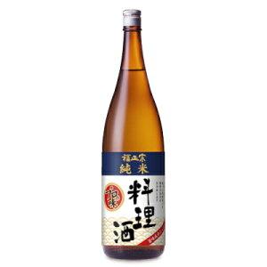 福光屋 福正宗 純米 料理酒 1800ml 瓶