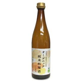 福光屋 福正宗 オーガニック 純米料理酒 720ml