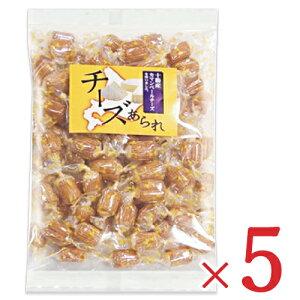 【 SS期間限定 クーポン発行中! 】《送料無料》きらら 十勝カマンベールチーズあられ 255g × 5袋 セット