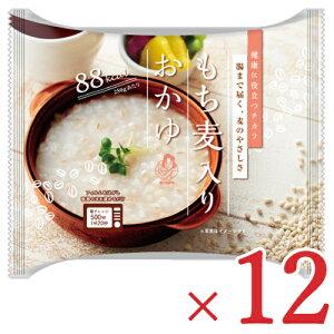 幸南食糧 おくさま印 もち麦入りおかゆ 250g × 12個 セット ケース販売