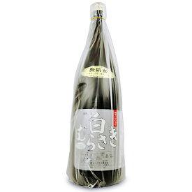 【お買い物マラソン限定クーポン発行中!】日東醸造 白むらさき 1800ml