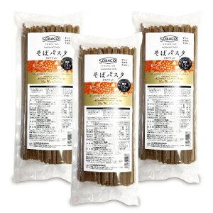 《送料無料》山加製粉 そばパスタ タリアテッレ 500g × 3袋