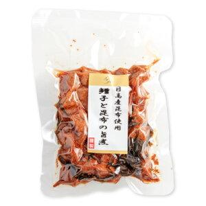 《使用期限間近のお試し価格》《メール便選択可》タカハシ食品 鱈子(タラコ)と昆布の旨煮 100g《返品・交換不可》《賞味期限2020年12月22日》