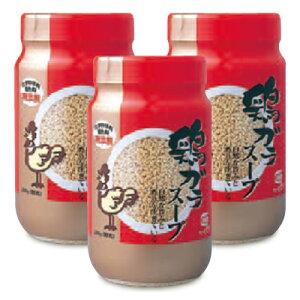 【8/1限定!!最大2,000円OFFクーポン】《送料無料》平和食品工業 鶏ガラスープ 500g × 3個