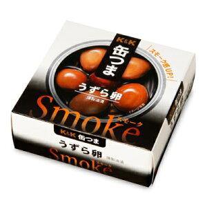 K&K 缶つまSmoke うずら卵 25g