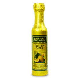 フードライナー アルドイノ フルクトゥス エキストラヴァージンオリーブオイル レモン風味 250ml