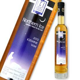 ノーザン・アイス ヴィダル アイスワイン 375ml [白ワイン 極甘口 アイスワイン]【果実酒 ワイン お酒 カナダ VQA】《あす楽》