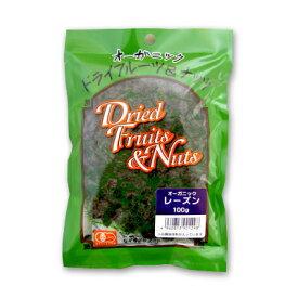 桜井食品 オーガニック レーズン 100g [有機JAS]《メール便選択可》