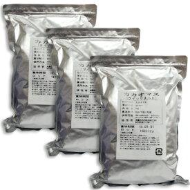 《送料無料》大東カカオ カカオマス (クイックメルト) 1kg × 3袋セット 【チョコレート チョコ 製菓 カカオ QM-P 1000g】《あす楽》