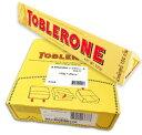 トブラローネ ミルク 100g × 20本セット [TOBLERONE]【チョコレート チョコ お菓子 スイス お土産 おみやげ 箱売り…