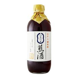 銀座三河屋 煎酒 (いりざけ) 大 600ml 【鰹 だし 花がつお 調味料 江戸料理 鍋料理】《あす楽》