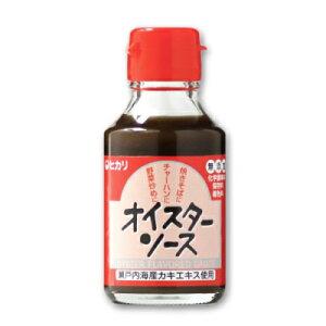 ヒカリ オイスターソース 115g [光食品]【オイスター ソース 無添加】