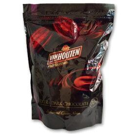バンホーテン プロフェッショナル エキストラダークチョコレート 70% 1kg (1000g)[VAN HOUTEN]《5月-9月は冷蔵便でのお届け》《冷蔵便手数料無料》