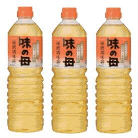 味の母 500ml お得な3本セット(ペットボトル)[味の一醸造]【料理用 みりん風調味料 PET】