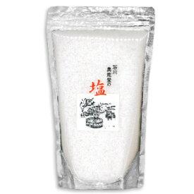 【10/20-25限定!まとめ買いクーポン】《送料無料》 石川 奥能登の塩 1kg (1000g)[なかみち屋]【能登 国産 天然塩】