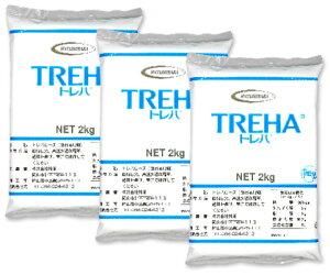 《送料無料》林原 トレハ 2kg × 3袋 (トレハロース)