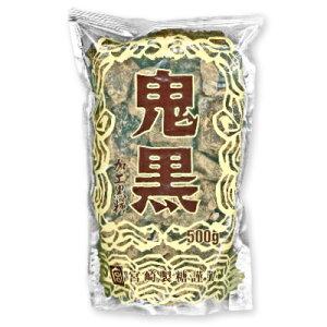 宮崎製糖 手づくり 鬼黒 500g [宮崎商店]【砂糖 加工黒糖 黒糖 黒砂糖】