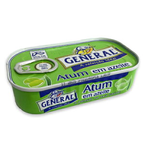 General ツナのオリーブオイル漬け 110g 【缶詰 ツナ 保存食 無添加】