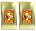 インデアン食品 純カレー粉 缶 2kg (2000g) お得な2缶セット [INDIAN CURRY POWDER]【インディアン食品 インディアンカレー カレ...