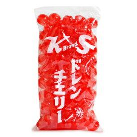 【8/1限定クーポン発行中!】紀州食品 KS ドレンチェリー 赤 400g