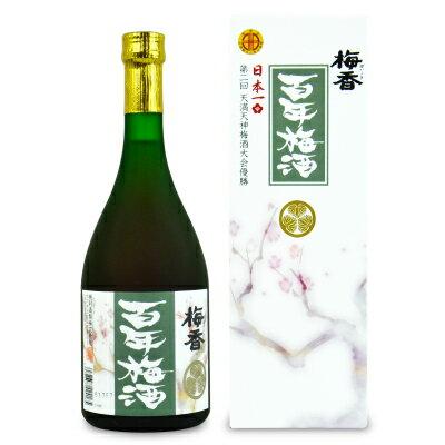 明利酒類 明利 梅香 百年梅酒 720ml《あす楽》