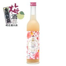 中田食品 とろこく桃姫 桃たっぷり梅酒500ml《あす楽》