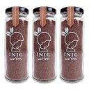 《送料無料》イニックコーヒー INIC COFFEE DRINK チョコパウダー ダーク CHOCO POWDER Dark 110g × 3本