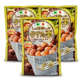 正栄食品 しっとりおいしいイタリアの栗100g × 3袋