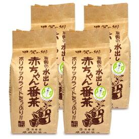 《送料無料》辰岡製茶 水出し赤ちゃん番茶 400g × 4袋