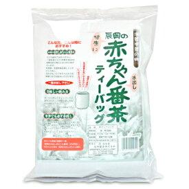 辰岡製茶 赤ちゃん番茶 ティーバッグ 10g×40p