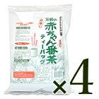 《送料無料》辰岡製茶 赤ちゃん番茶 ティーバッグ [10g×40p] × 4袋
